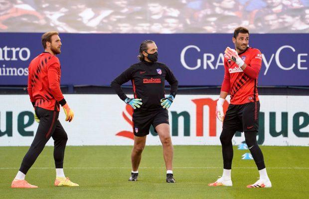 Uppgifter: Atlético Madrid nära värva Ivo Grbovic