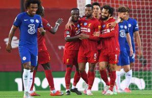 Uppgifter: Barcelona vill värva Wijnaldum från Liverpool