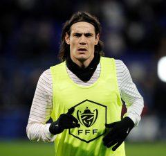 Uppgifter: Edinson Cavani nobbar flytt till Juventus