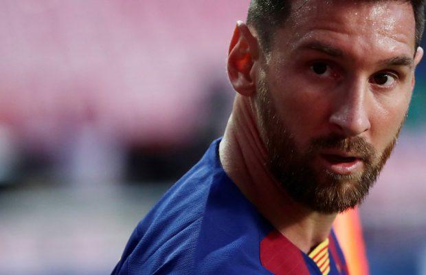 Uppgifter: Inter leder i jakten på Lionel Messi