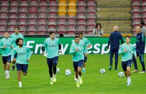 Uppgifter: James Rodríguez utanför Zidanes planer i höst
