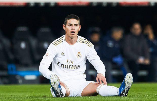 Uppgifter: James Rodríguez klar för Atlético Madrid
