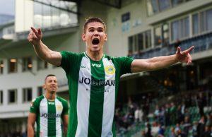 Uppgifter: Kjartansson kan återvända till Allsvenskan i sommar
