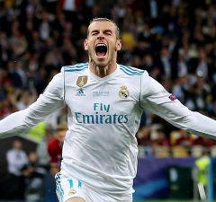 Bekräftar: Gareth Bale i samtal med Tottenham Hotspur