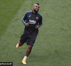 Officiellt- Arturo Vidal lämnar Barcelona för spel i Inter