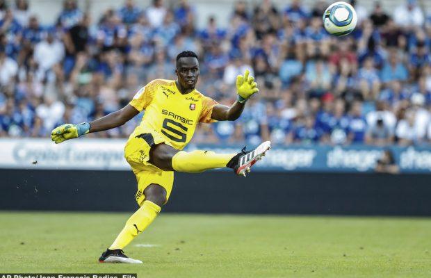 Officiellt: Chelsea värvar Edouard Mendy från Rennes