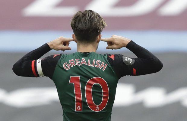 Officiellt: Jack Grealish förlänger med Aston Villa