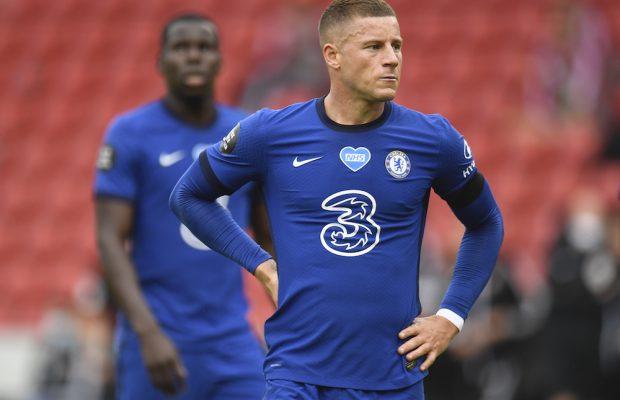 Officiellt: Ross Barkley lånas ut till Aston Villa
