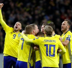 Sverige Portugal TV kanal: vilken kanal visar Sverige Portugal på TV?
