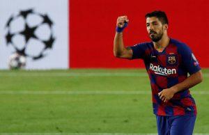 Uppgifter: Luis Suárez detaljer från flytt till Juventus