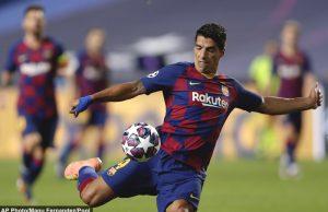 Uppgifter Luis Suárez överens med Atlético Madrid