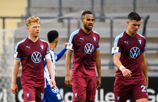 Uppgifter: Marcus Antonsson nära lämnar Malmö FF