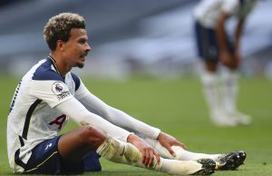 Uppgifter- PSG och Real Madrid gör upp om Dele Alli
