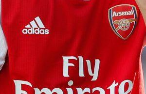 Uppgifter- Pierre-Emerick Aubameyang på väg att bli bäst betald i Arsenal