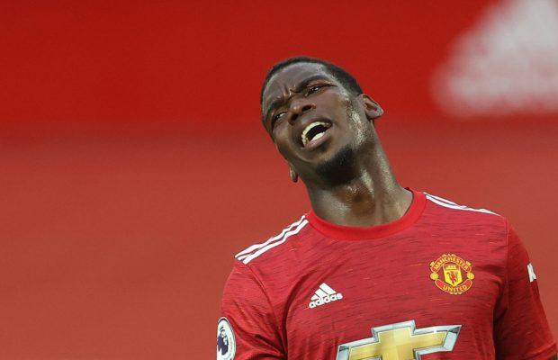Bekräftar: Manchester United förlänger med Paul Pogba