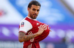 """Dani Ceballos: """"Ville bara tillbaka till Arsenal i somras"""""""