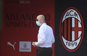 """Ivan Gazidis: """"Milan kan spendera i vinter"""""""