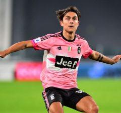 Juventus bekräftar - förhandlar med Dybala