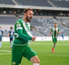 Officiellt: Muamer Tankovic klar för AEK Aten