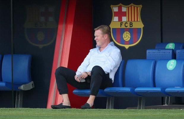Officiellt: Sergiño Dest klar för spel i FC Barcelona