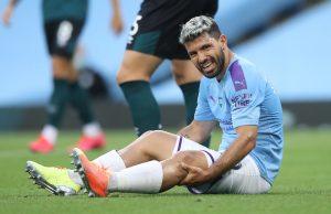 Uppgifter: Inter vill hämta in Sergio Agüero efter säsongen - gratis