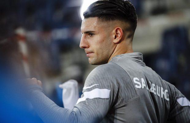 AC Milan favoriter att värva Dominik Szoboszlai nästa sommar