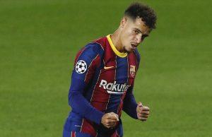 """Agenten bekräftar: """"Coutinho lämnar inte Barcelona i januari"""""""