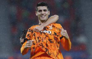 Juventus vill köpa loss Álvaro Morata från Atlético