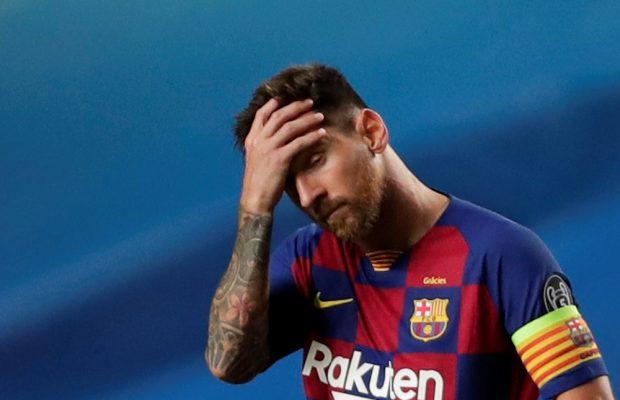 Manchester City gör nytt försök att värva Lionel Messi