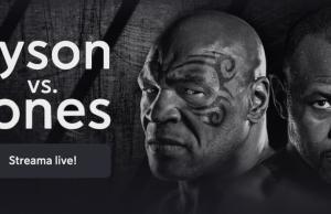 TV tider Mike Tyson vs Roy Jones- vilken tid börjar Tyson Jones svensk tid?