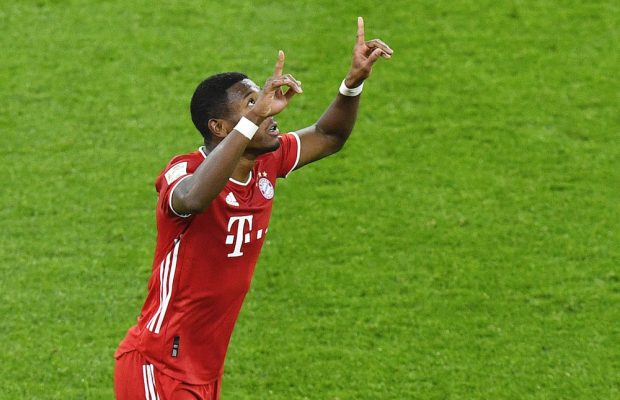Uppgifter: Paris Saint-Germain intresserade av David Alaba