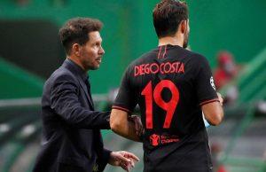 Arsenal intresserade av att värva Diego Costa i januari