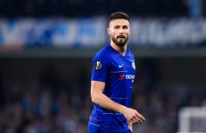 Giroud osäker kring framtiden i Chelsea