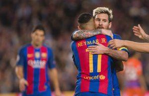 """Neymar: """"Vill spela med Lionel Messi igen"""""""