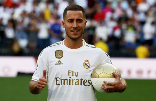 Real Madrid kan erbjuda Eden Hazard för att byta till sig Mbappé