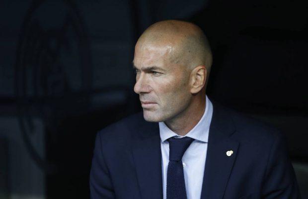 Uppgifter: Zinedine Zidane hänger löst - de kan ersätta