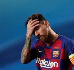 Bekräftar- PSG intresserade av Leo Messi