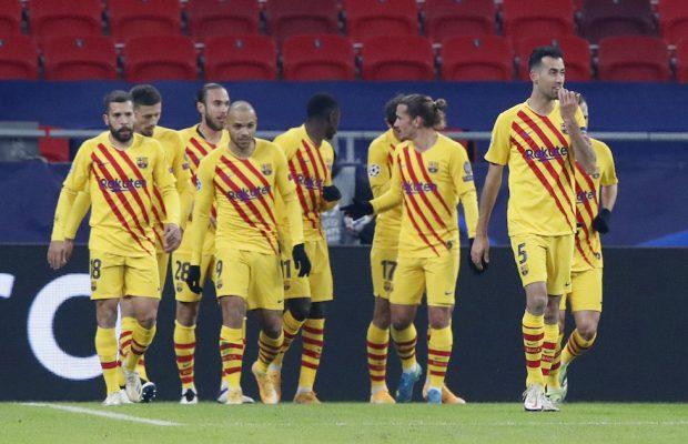 """Braithwaite bekräftar: """"Kommer inte att lämna Barcelona"""""""