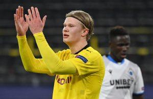 Chelsea vill slå transferrekord för att värva Erling Haaland