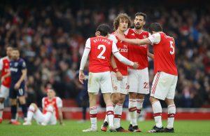 Officiellt: Sokratis river kontraktet med Arsenal