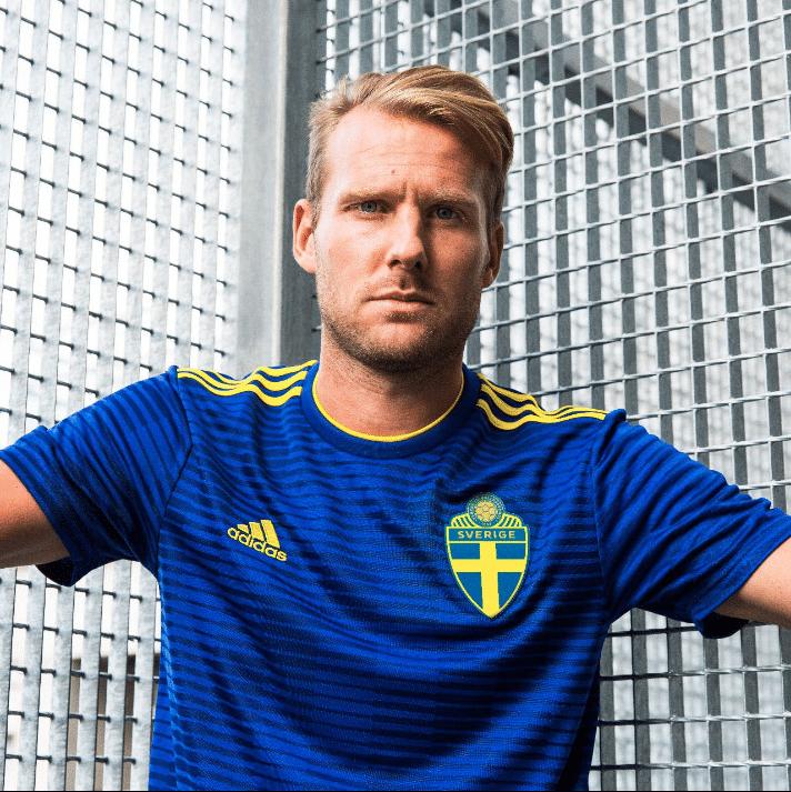 Sveriges landslagströja