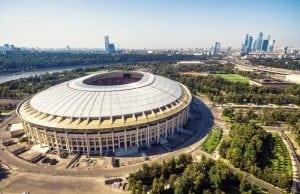 När spelas VM finalen 2018