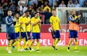 Sverige Peru på TV 2018